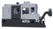 CNC turning center / 4-axis / high-performance / Y-axis