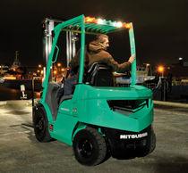 Ride-on forklift / diesel / handling / counterbalanced