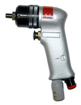 Pneumatic drill / manually-controlled