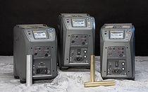 Temperature calibrator / for temperature sensors / portable