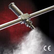 Spray nozzle / flat / for liquids / NPT