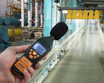 Basic sound level meter / class 1 / digital