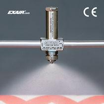 Cooling atomizing nozzle / spray / flat spray / paint