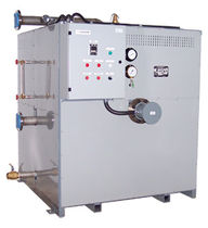 Hot water tank / gas burner