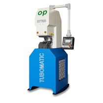 Hose crimping machine / PLC-controlled / hydraulic
