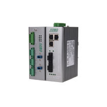 Managed ethernet switch / 5 ports / DIN rail / IP40