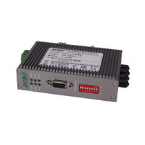 High-frequency converter / fiber optic / DIN rail