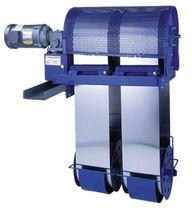 Double-belt oil separator