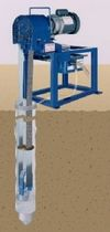 Belt oil separator / groundwater / high-capacity