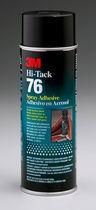 Rubber adhesive / single-component / aerosol / for rubber
