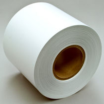 Thermal transfer label / acrylic / polyester