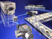 2/3-axis positioning system / rotary / industrial / displacement measuring interferometer