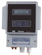 Differential pressure flow transmitter / for liquids and gases