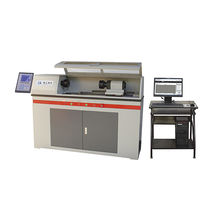 Torsion testing machine / for materials / for sheet metal / clutch