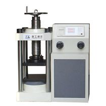 Compression testing machine / concrete / for building materials / electronic