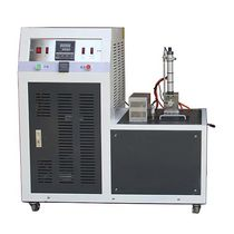 Brittleness test device / PLC-controlled / automatic / industrial