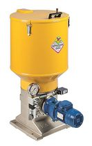Oil lubrication system / grease / centralized / dual line