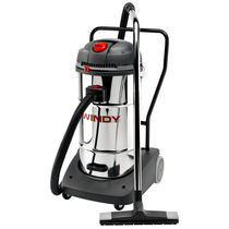 Wet and dry vacuum cleaner / electric / mobile