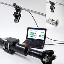 Motor shaft measuring system / vibration / load / torque