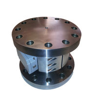 Reaction torque transducer / flange-to-flange / high-capacity / high-accuracy