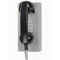 Vandal-proof telephone / weatherproof / IP54 / analog