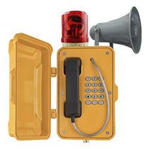 Vandal-proof telephone / weatherproof / IP66 / IP67