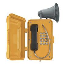 Vandal-proof telephone / weatherproof / IP66 / IP65