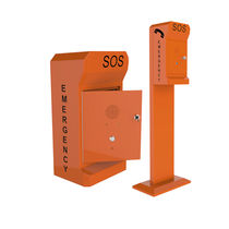 GSM call station / analog / handsfree