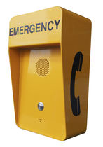 GSM call station / analog / handsfree / emergency