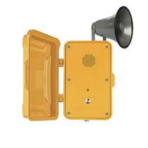 Weatherproof telephone / analog / VoIP / GSM