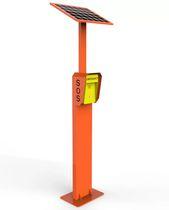 Vandal-proof telephone / waterproof / VoIP / GSM