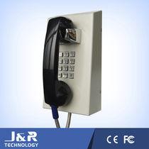Vandal-proof telephone / weatherproof / IP65 / IP54