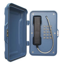 Weatherproof telephone / IP67 / VoIP / IP