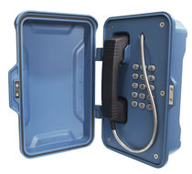 Weatherproof telephone / IP67 / VoIP / IP