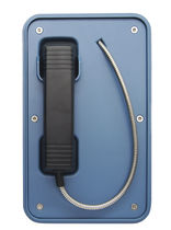 Weatherproof telephone / standard / analog / wall-mounted