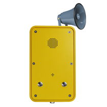 Weatherproof telephone / IP67 / analog / SIP