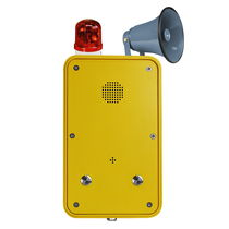 Waterproof telephone / analog / VoIP / GSM