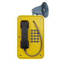 Vandal-proof telephone / weatherproof / IP66 / IP67