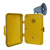 Weatherproof telephone / analog / VoIP / GSM