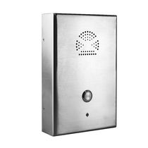 Vandal-proof telephone / IP65 / IP54 / handsfree