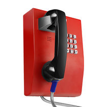 VoIP telephone / IP65 / IP54 / for railway applications