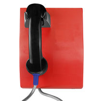 Emergency telephone / analog / VoIP / IP55