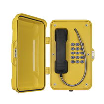 Weatherproof telephone / IP67 / vandal-proof / analog
