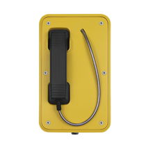 Weather-resistant telephone / waterproof / rugged / corrosion-resistant