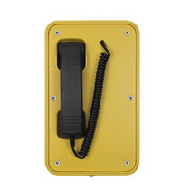 Vandal-proof telephone / weather-resistant / IP67 / analog
