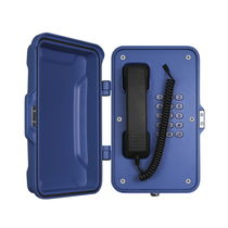 SIP telephone / IP66 / for railway applications / for tunnels