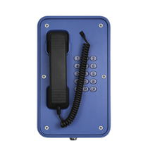 SIP telephone / IP66 / IK10 / for railway applications