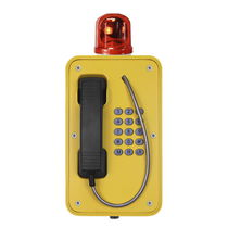 IP67 telephone / rugged / weather-resistant / VoIP