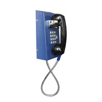 Vandal-proof telephone / weather-resistant / IP65 / rugged