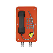 Explosion-proof telephone / analog / IP66 / IP67